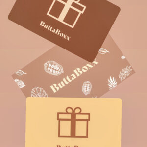 Buttaboxx Gift cards
